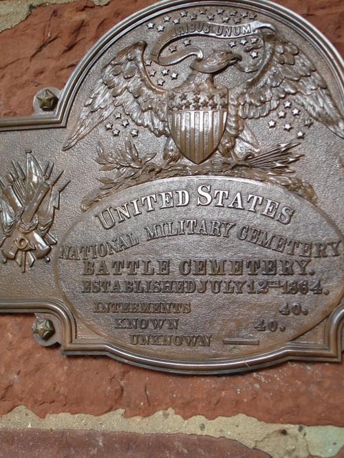 Ft. Stevens Union Cemetery